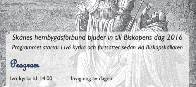Biskopens dag på Ivö. Söndag 10 juli 14.00