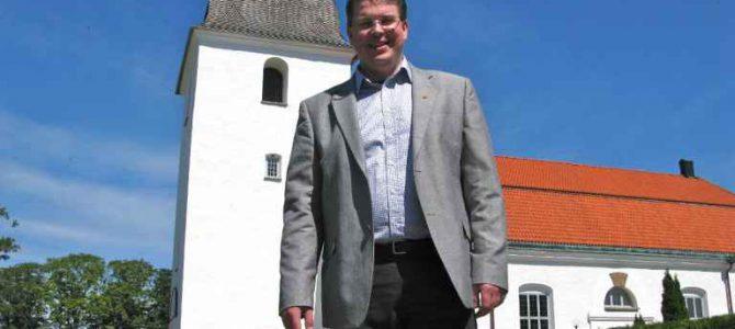 BERÄTTARSTUND I TIANS GÅRD – KULTURARVSDAGEN. Marcus Bernhardsson