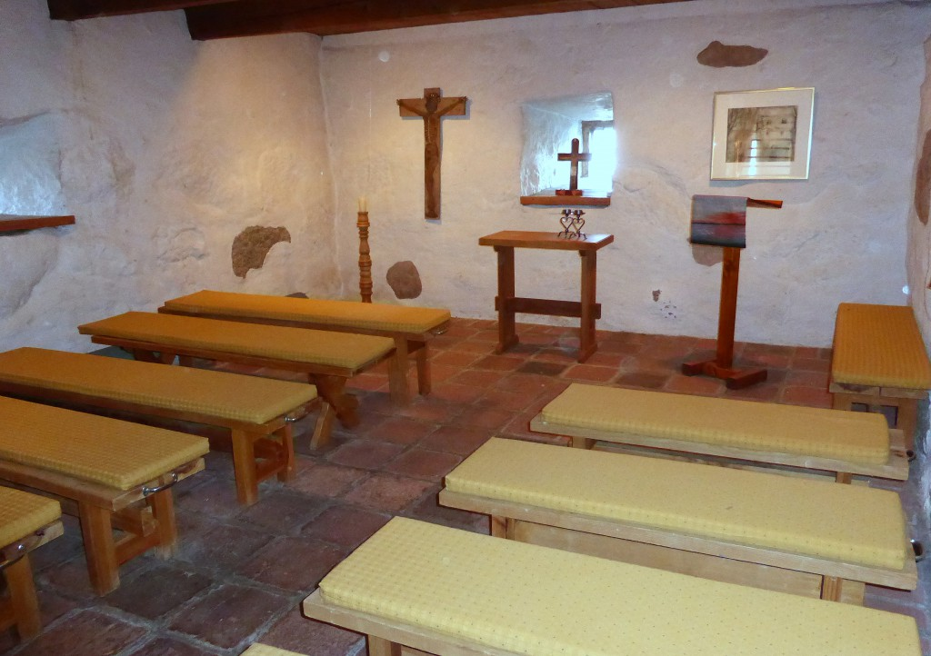 Tians gård kapellet
