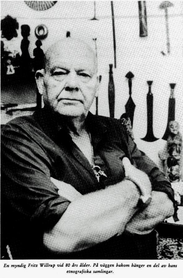 Fritz Willrup en färgstark herre…
